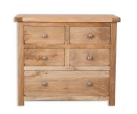 Odisha Mango 4 over 1 Chest of Drawers